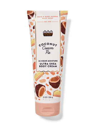 Coconut Cream Pie Ultra Shea Body Cream