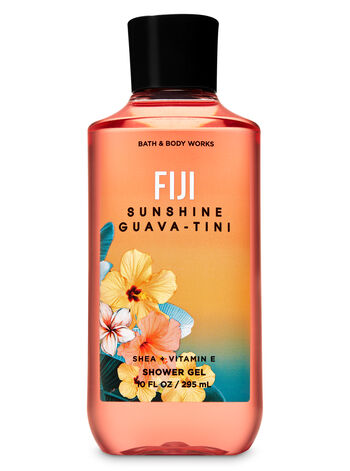 Fiji Sunshine Guava-Tini Shower Gel - Bath And Body Works