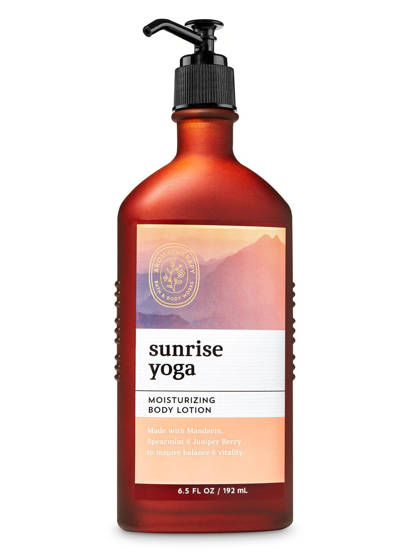 Sunrise Yoga Body Lotion