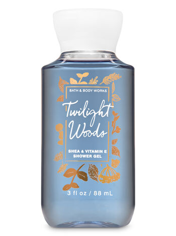 Twilight Woods Travel Size Shower Gel - Bath And Body Works