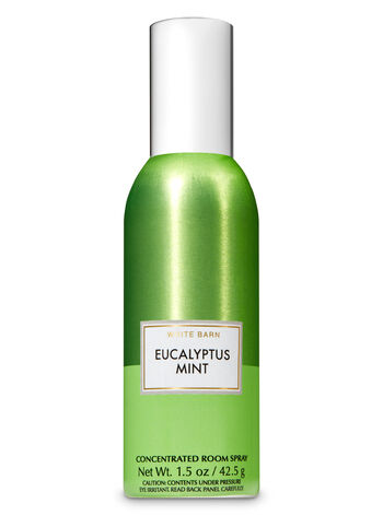 White Barn Eucalyptus Mint Concentrated Room Spray - Bath And Body Works