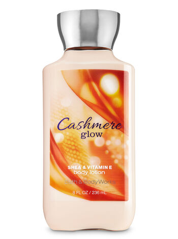 Signature Collection Cashmere Glow Body Lotion - Bath And Body Works