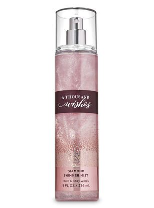 A Thousand Wishes Diamond Shimmer Mist
