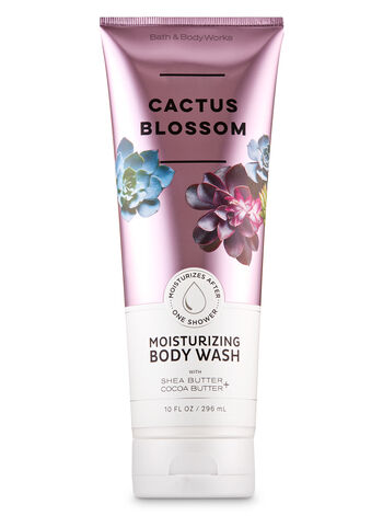 Signature Collection Cactus Blossom Moisturizing Body Wash - Bath And Body Works