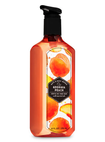 Georgia Peach Gentle Gel Hand Soap - Bath And Body Works