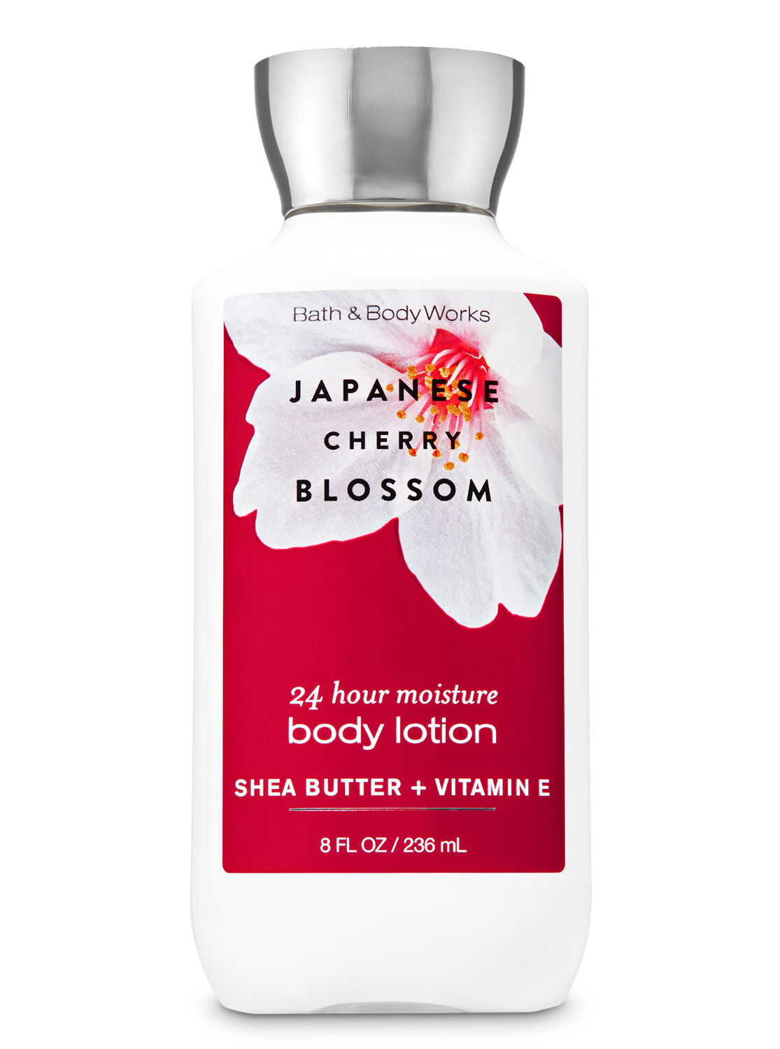 7b3ed647539b Japanese Cherry Blossom Super Smooth Body Lotion - Signature Collection |  Bath & Body Works