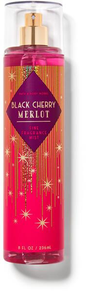 Black Cherry Merlot Fine Fragrance Mist