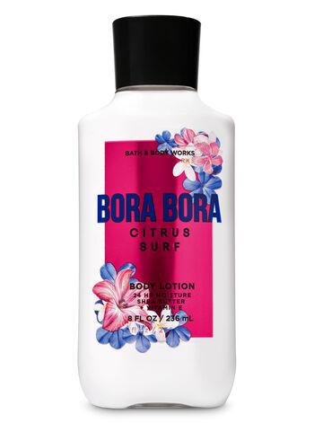 Bora Bora Citrus Surf Super Smooth Body Lotion - Bath And Body Works