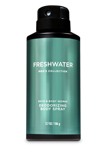 Freshwater Deodorizing Body Spray - Bath And Body Works