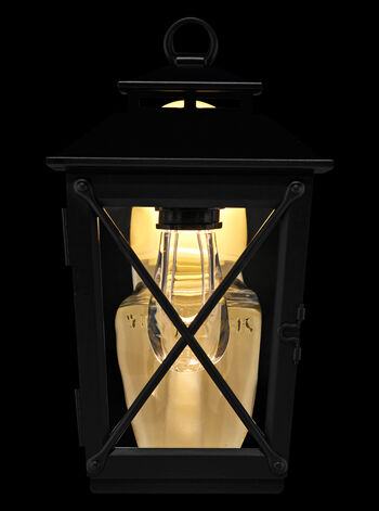 Carriage Lantern Nightlight Wallflowers Fragrance Plug