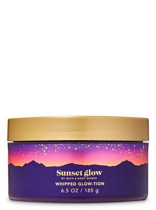 Sunset Glow Whipped Glow-tion