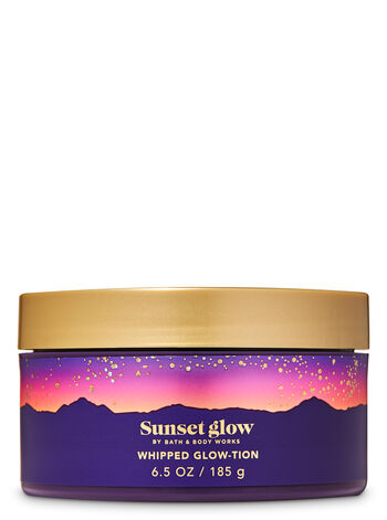 Sunset Glow Whipped Glow-tion