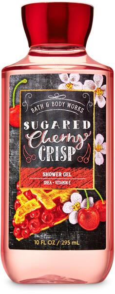Sugared Cherry Crisp Shower Gel