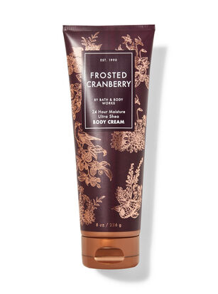 Frosted Cranberry Ultra Shea Body Cream