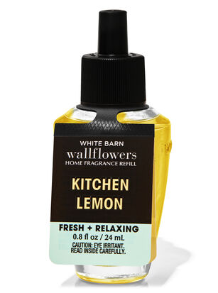Kitchen Lemon Wallflowers Fragrance Refill
