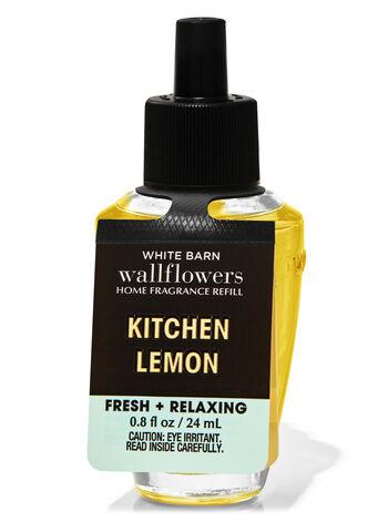 Kitchen Lemon Wallflowers Fragrance Refill
