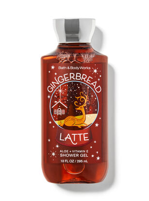 Gingerbread Latte Shower Gel