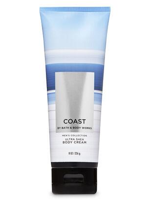 Coast Ultra Shea Body Cream