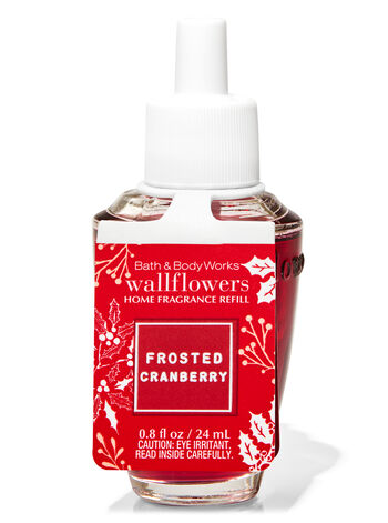 Frosted Cranberry Wallflowers Fragrance Refill