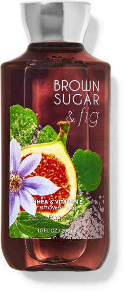 Brown Sugar & Fig Shower Gel