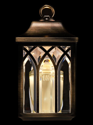Bronze Lantern Nightlight Wallflowers Fragrance Plug