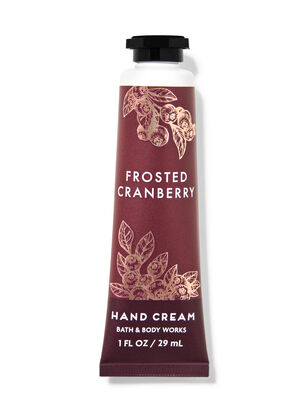 Frosted Cranberry Hand Cream