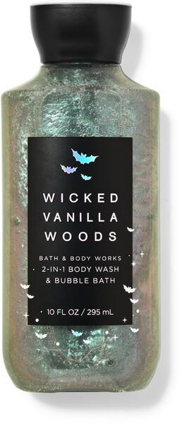 Wicked Vanilla Woods Shower Gel