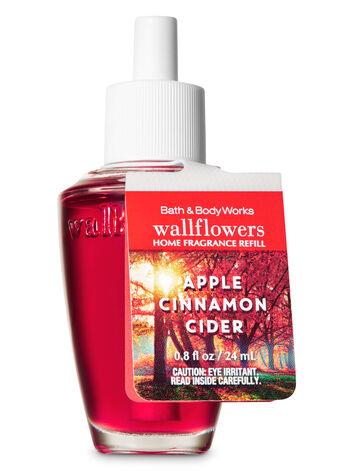 Apple Cinnamon Cider Wallflowers Fragrance Refill - Bath And Body Works