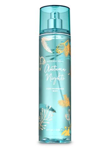 Autumn Nights Fine Fragrance Mist - Bath And Body Works