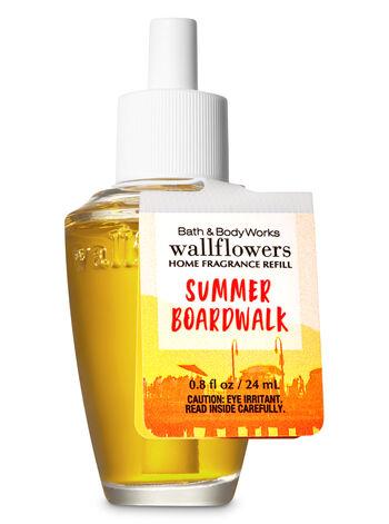 Summer Boardwalk Wallflowers Fragrance Refill - Bath And Body Works