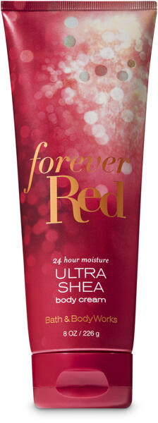 Forever Red Ultra Shea Body Cream