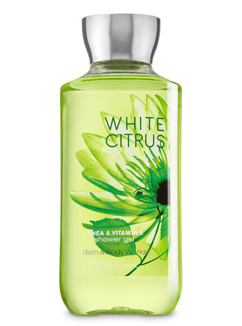 Signature Collection White Citrus Shower Gel - Bath And Body Works