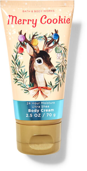 Merry Cookie Travel Size Body Cream
