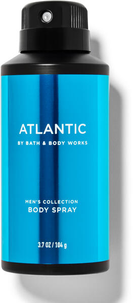 Atlantic Deodorizing Body Spray