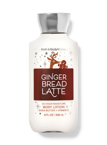 Gingerbread Latte Super Smooth Body Lotion