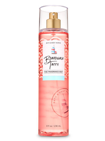 Boardwalk Taffy Fine Fragrance Mist - Bath And Body Works