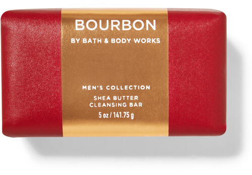 Bourbon Shea Butter Cleansing Bar