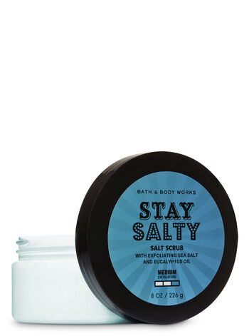 Signature Collection Stay Salty Body Scrub - Bath And Body Works