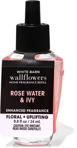 Rose Water & Ivy Enhanced Wallflowers Fragrance Refill