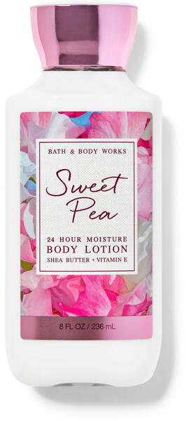Sweet Pea Super Smooth Body Lotion