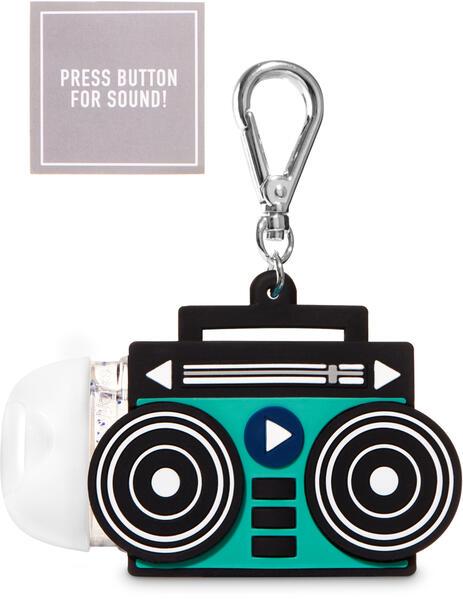 Noise-Making Boombox PocketBac Holder