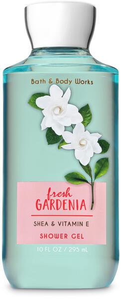 Fresh Gardenia Shower Gel