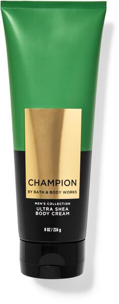 Champion Ultra Shea Body Cream