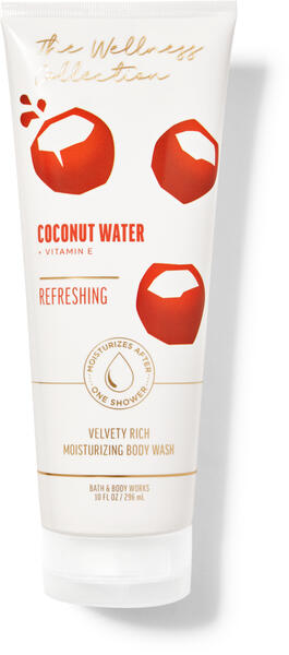 Coconut Water Moisturizing Body Wash
