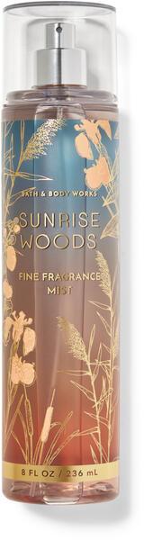 Sunrise Woods Fine Fragrance Mist