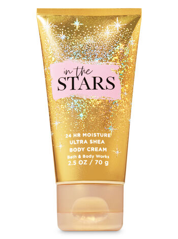 Signature Collection In the Stars Travel Size Body Cream - Bath And Body Works