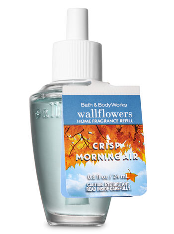 Crisp Morning Air Wallflowers Fragrance Refill - Bath And Body Works