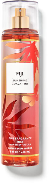 Fiji Sunshine Guava-tini Fine Fragrance Mist