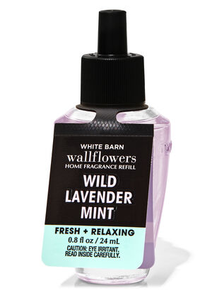 Wild Lavender Mint Wallflowers Fragrance Refill