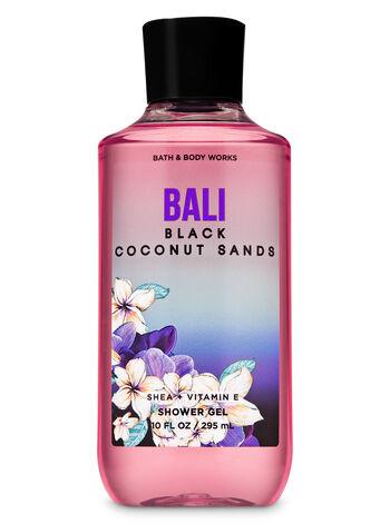 Bali Black Coconut Sands Shower Gel - Bath And Body Works